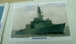 Athabaskan 1970 destroyer warship framed picture (8) (17) (20)